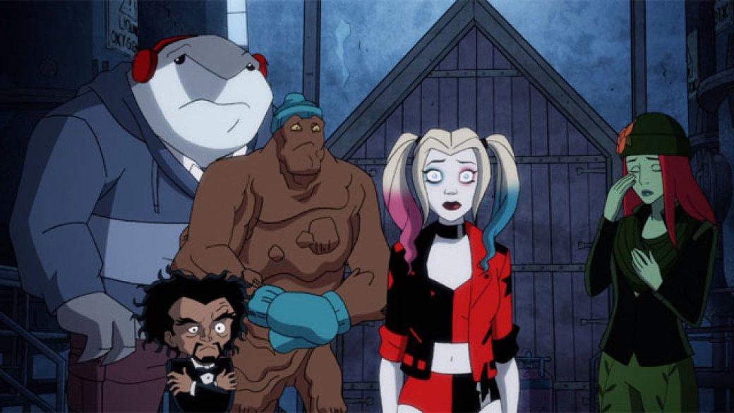 Романтика, драма и немного Бэтмена. Мнение овтором сезоне «Харли Квинн» | Канобу