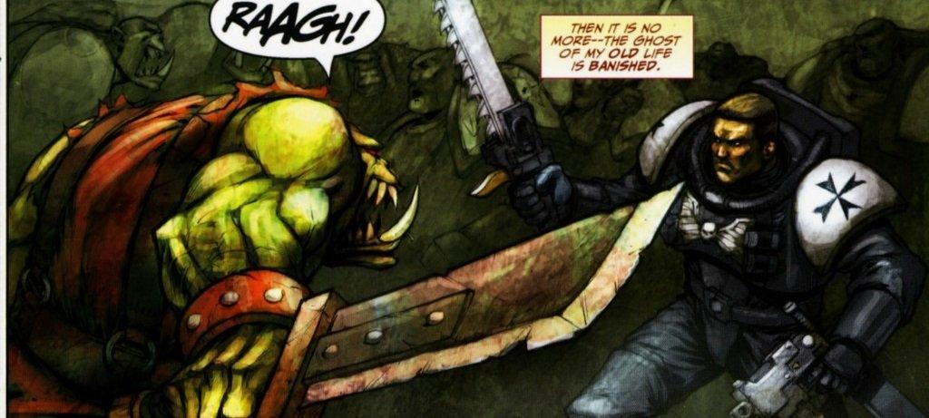 Самые крутые комиксы по Warhammer 40.000 | Канобу - Изображение 10511