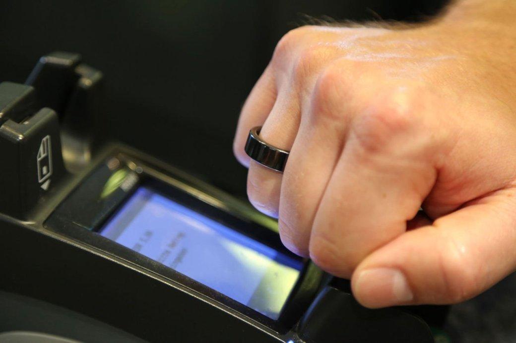 Оп-оп, скоро можно будет оплачивать поездки в метро с помощью кольца. - Изображение 1