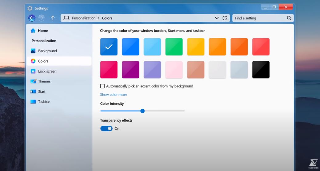 Галерея дня: дизайн Windows 7, еслибы она вышла в2020 году | Канобу - Изображение 7410