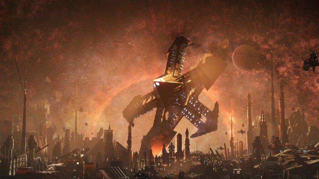 Суть. Battlefleet Gothic: Armada 2 — лучший способ познакомиться с WH40K прямо сейчас | Канобу - Изображение 2