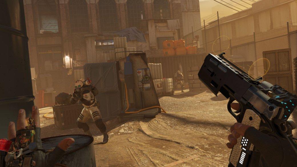 Рецензия на Half-Life: Alyx
