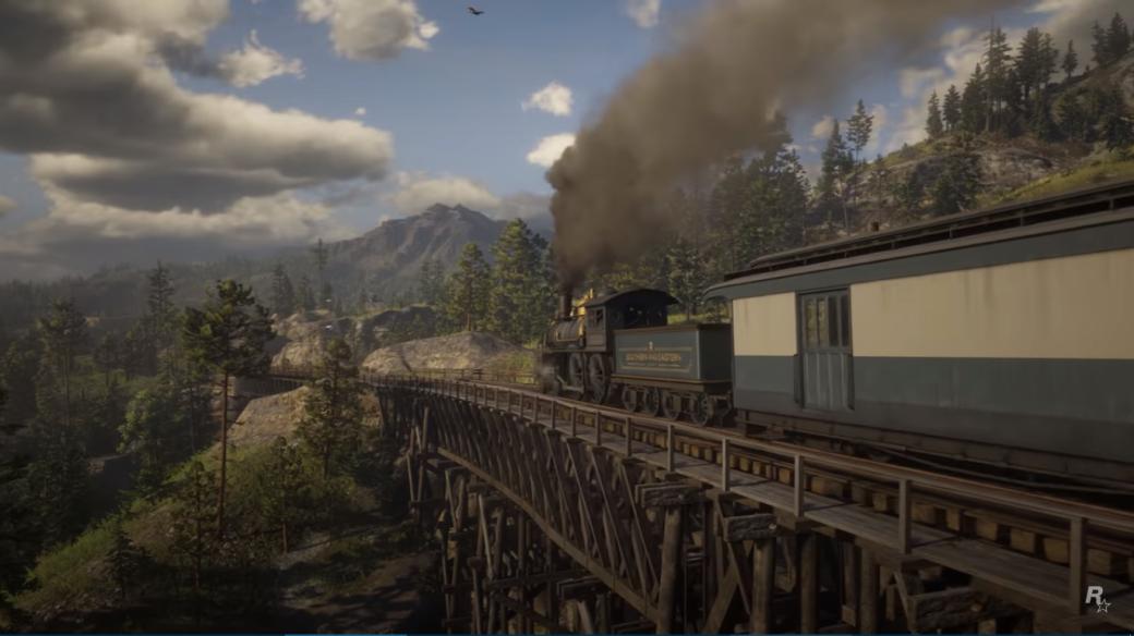 Что нового мыузнали изгеймплея Red Dead Redemption 2: глубокий мир, своя банда, социальные связи | Канобу - Изображение 9336