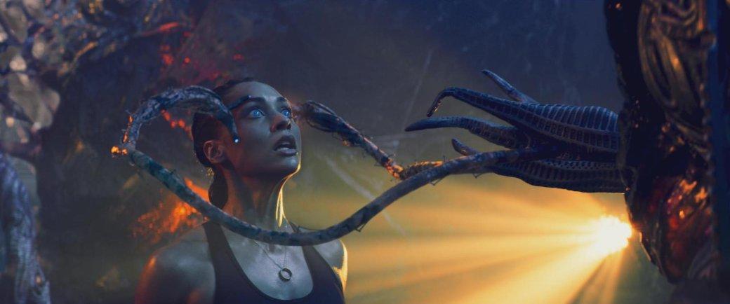 Рейвен из «Сотни» сыграет главную роль в новом фантастическом боевике