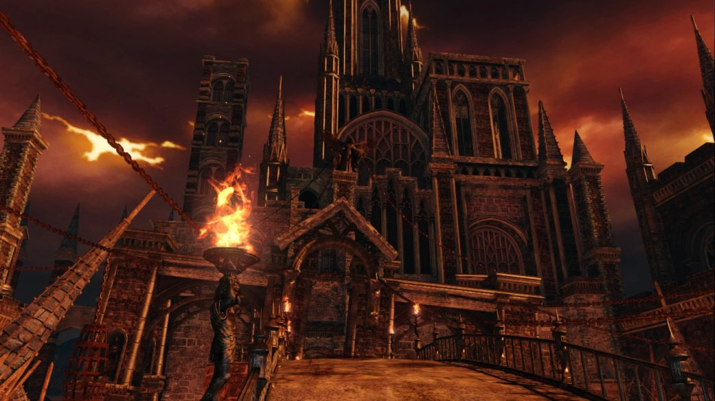 На фоне анонса Dark Souls Remastered вспоминаем, почему Dark Souls 2 — худшая игра в серии  | Канобу - Изображение 7