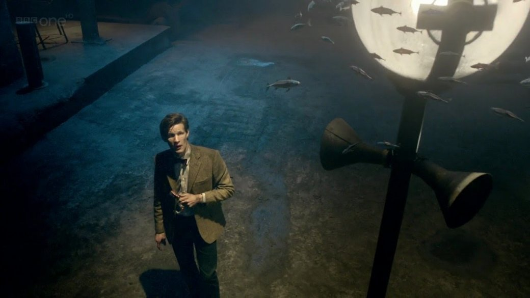 Лучшие эпизоды «Доктора Кто»: от«Неморгай» до«Ниспосланного снебес» | Канобу - Изображение 24