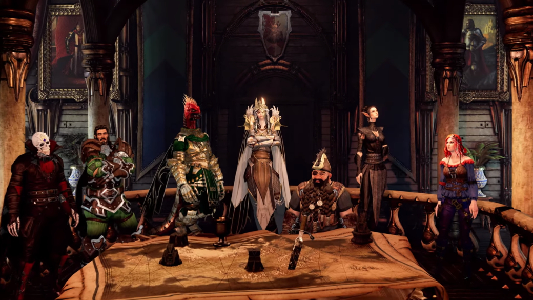 Larian анонсировала пошаговую игру Divinity: Fallen Heroes. Ее тоже можно будет пройти кооперативно! | Канобу - Изображение 2837
