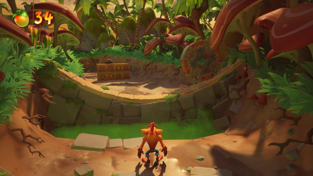 10 лучших игр 2020. 8 место. Crash Bandicoot 4: It's About Time — выдающийся 3D-платформер