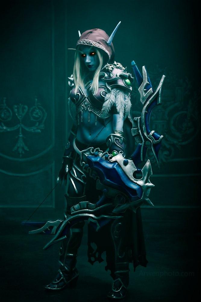Лучший косплей по Warcraft – герои и персонажи WoW, фото косплееров   Канобу - Изображение 14