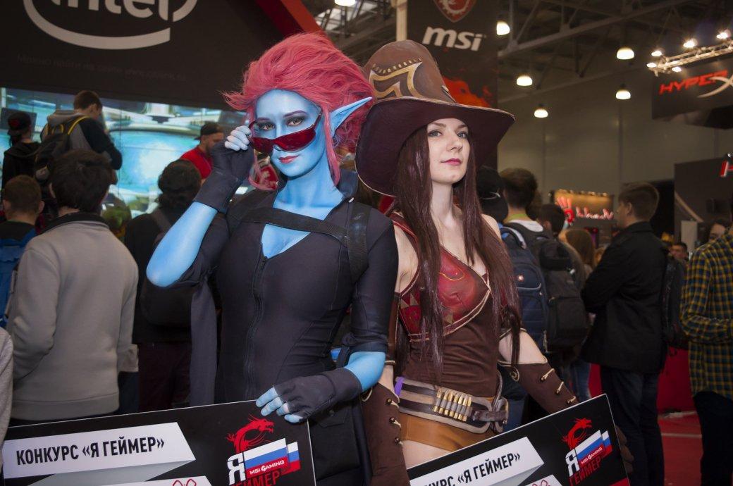 Фотоотчет с«ИгроМира» иComic Con Russia 2016. День2   Канобу - Изображение 2555