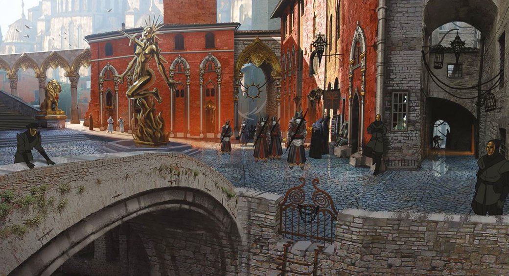 Все, что вам нужно знать об игре Dragon Age: inquisition | Канобу - Изображение 9