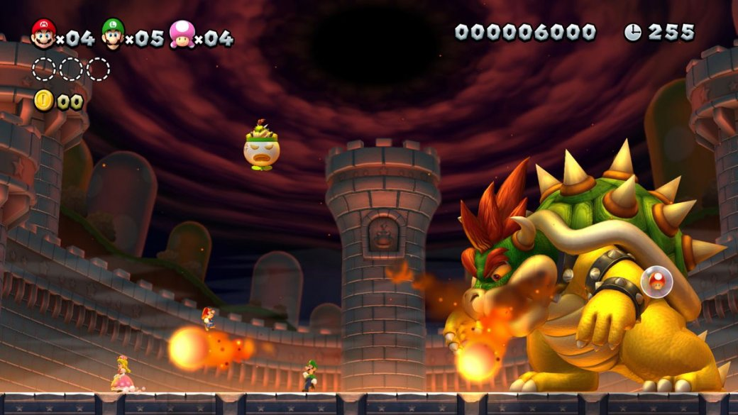 Рецензия на New Super Mario Bros. U Deluxe | Канобу - Изображение 11627