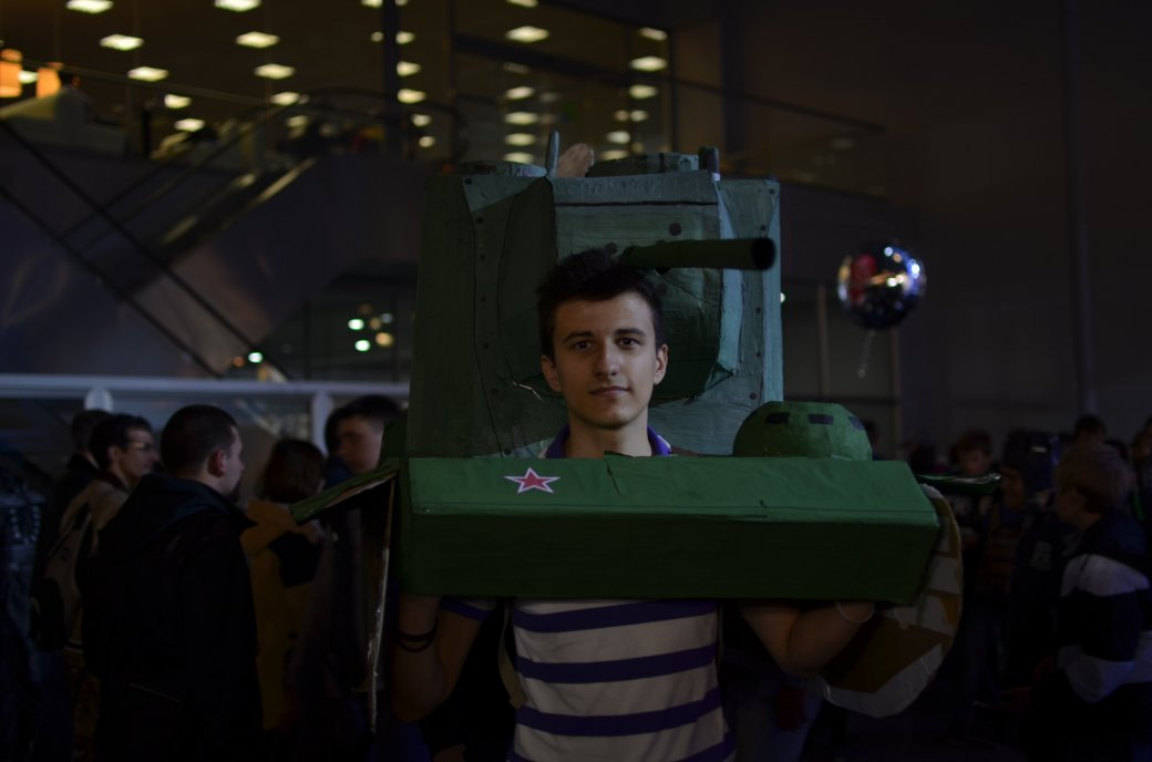 Фотоотчет с «Игромира» и Comic Con Russia, день 4 | Канобу - Изображение 8