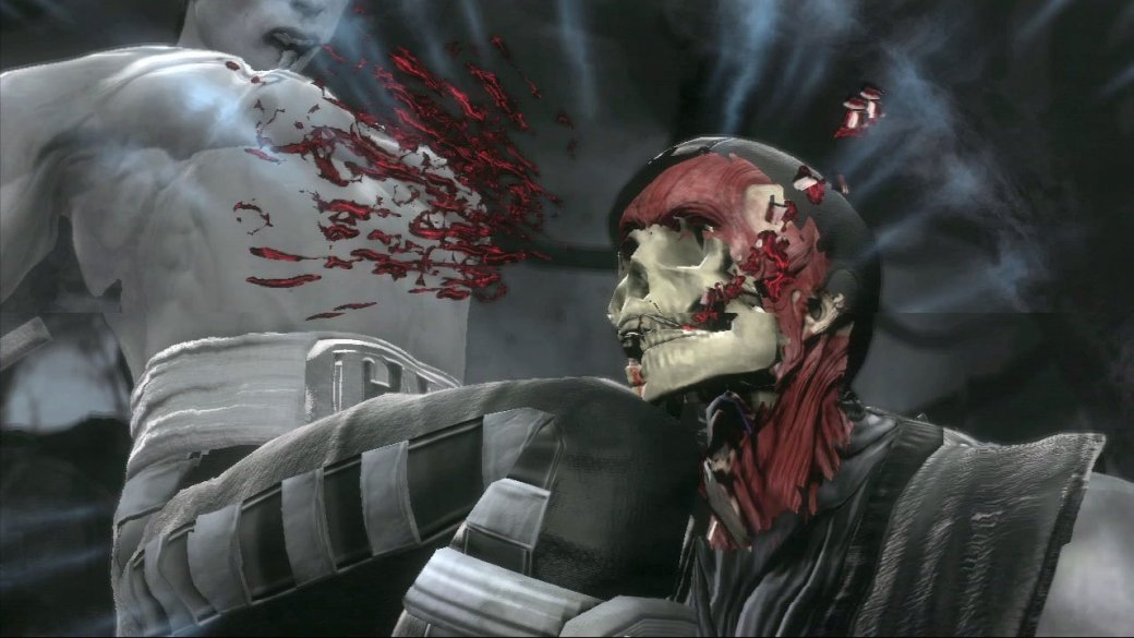 Mortal Kombat. Олдскульная ностальгия | Канобу - Изображение 10