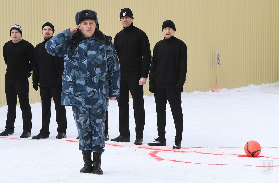 Вместо большого футбола — футбол в «Бутырке». Павел Мамаев принял участие в матче заключенных | Канобу - Изображение 2