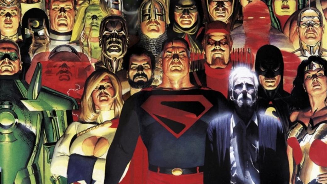 «Царство небесное»— легендарный комикс DCоконфликте поколений супергероев | Канобу