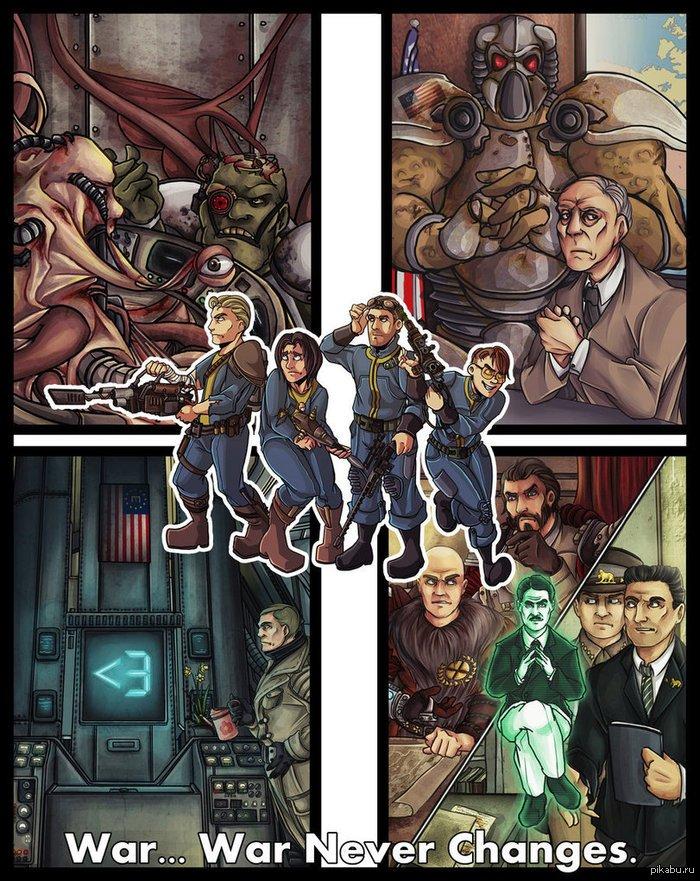 Лучший арт мира Fallout | Канобу - Изображение 85