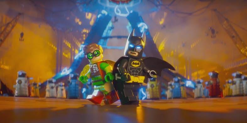 Пасхалки и отсылки в мультфильме «Лего Фильм: Бэтмен» | Канобу - Изображение 12370