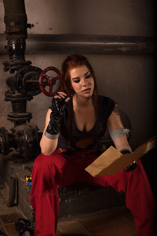 Потрясающий косплей Бригитты Линдхольм— новой героини Overwatch | Канобу - Изображение 13833