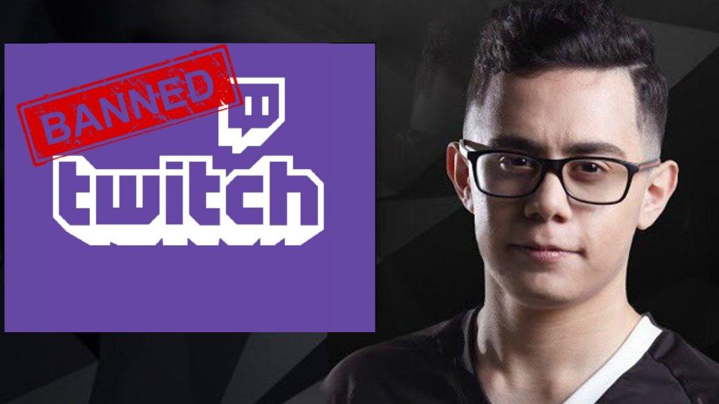 Twitch забанила игрока вLeague ofLegends заслово, которое оннепроизносил