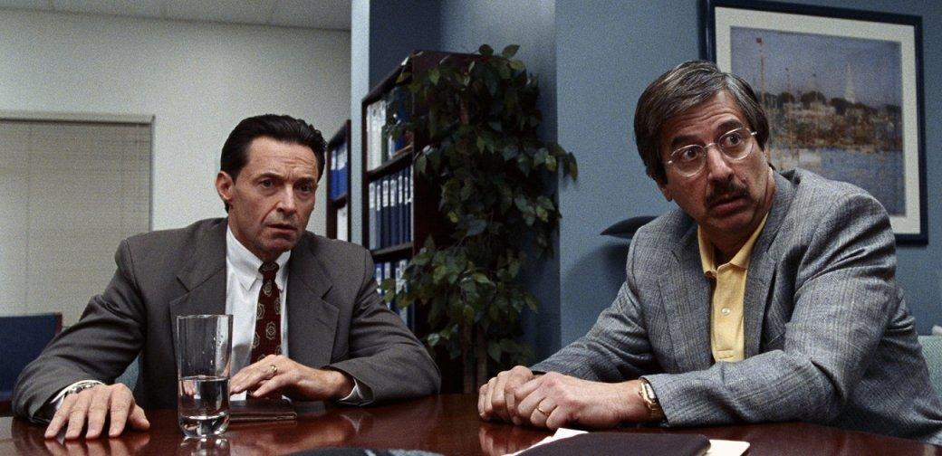 Рецензия на фильм «Безупречный». Как Хью Джекман деньги из школьного бюджета украл | Канобу - Изображение 258