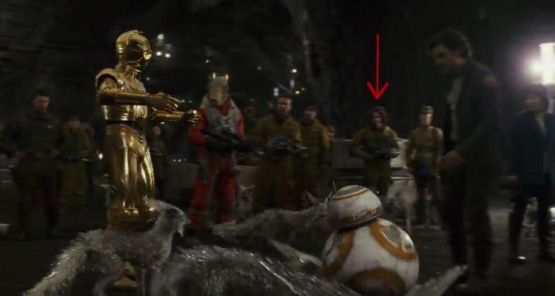 Lucasfilm раскрыла еще несколько любопытных секретов «Последних джедаев». - Изображение 11