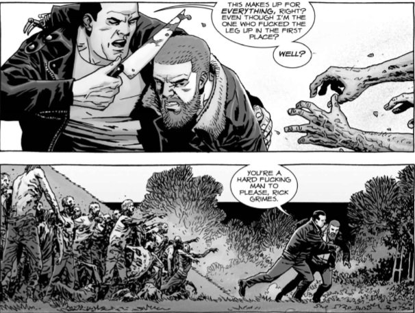 Война с Шепчущимися в комиксе The Walking Dead не оправдала ожиданий | Канобу - Изображение 35