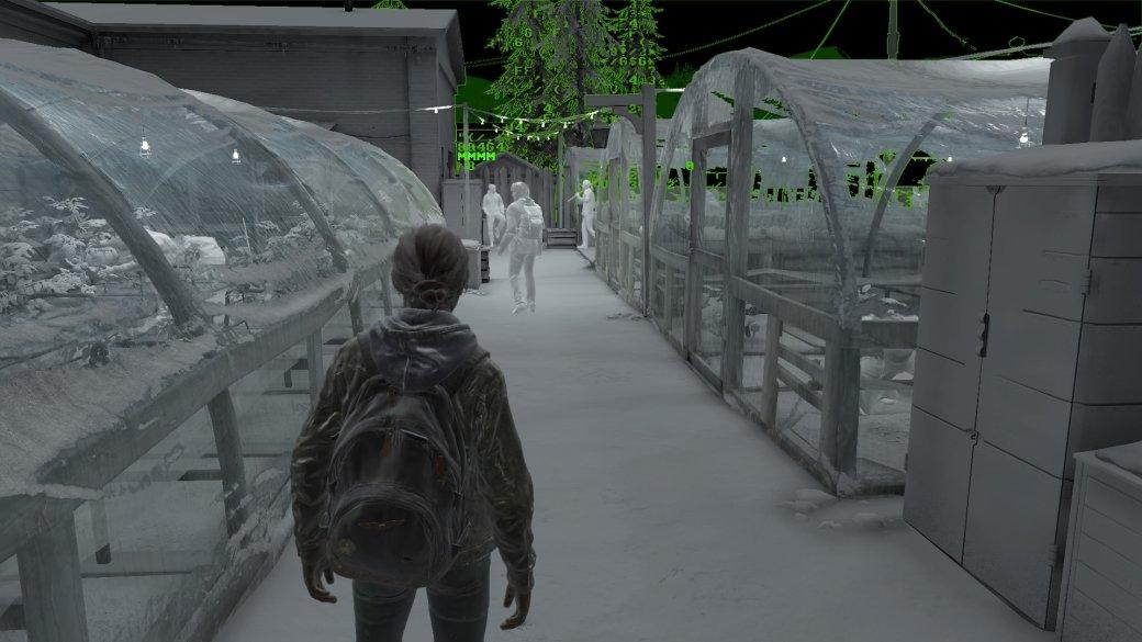 Пиксельный Джоэл имультяшная Элли. 25 кадров The Last ofUs: Part 2 сновыми графическими режимами | Канобу - Изображение 9094