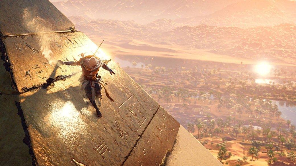 Контекст: Древний Египет в Assassin's Creed: Origins. - Изображение 1