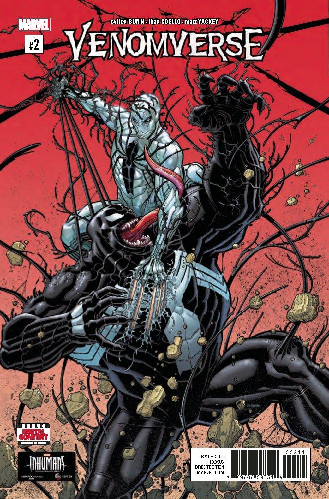 Комиксы недели. Война Веномов, семь злых Бэтменов, Капитан-Гидра. - Изображение 4