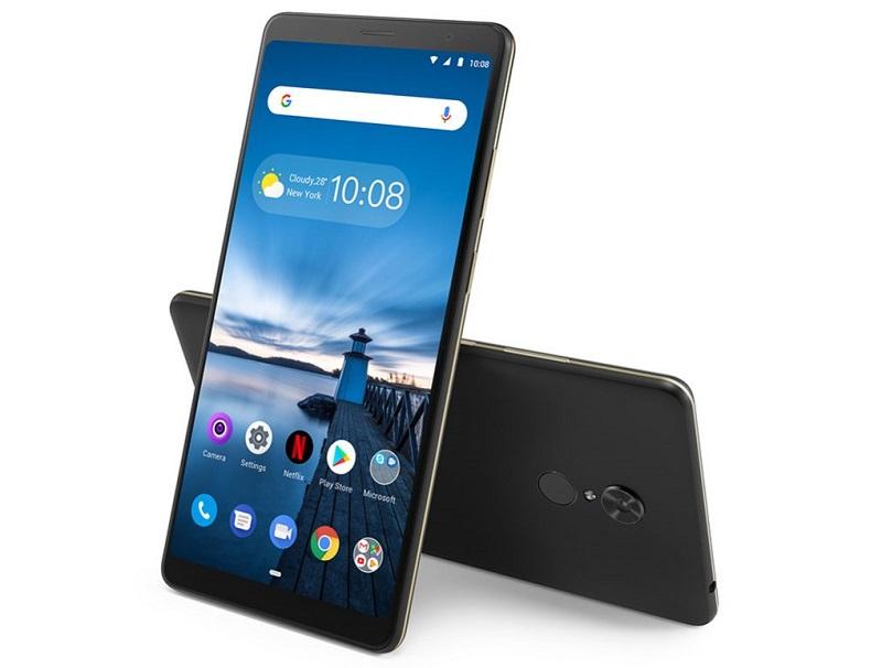 Lenovo показала бюджетный планшетофон Lenovo Tab V7  | Канобу - Изображение 12262