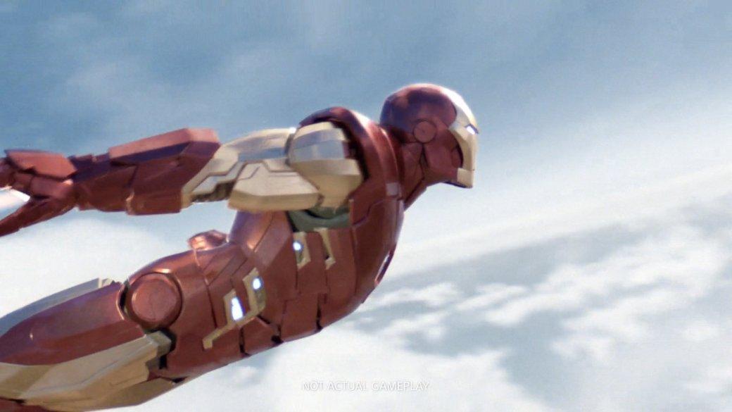 Железный человек получит игру для PS VR | Канобу - Изображение 10187