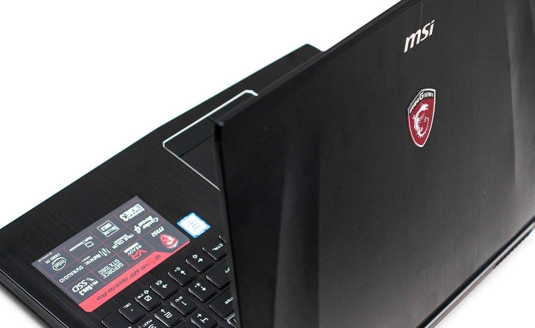 Тест игрового ноутбука MSI GE62VR Apache Pro   Канобу - Изображение 5