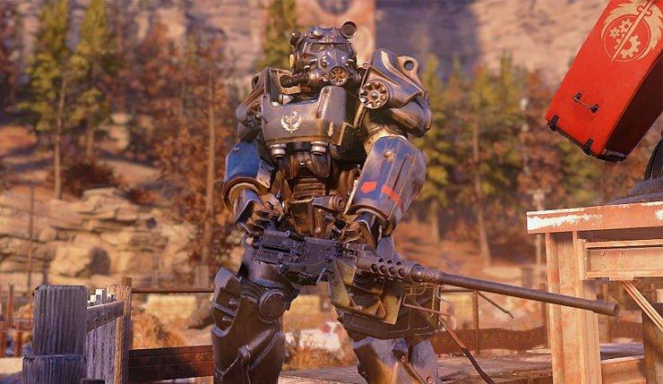 Игроки нашли способ для быстрой прокачки в Fallout 76, но лавочку могут скоро прикрыть   Канобу - Изображение 8671