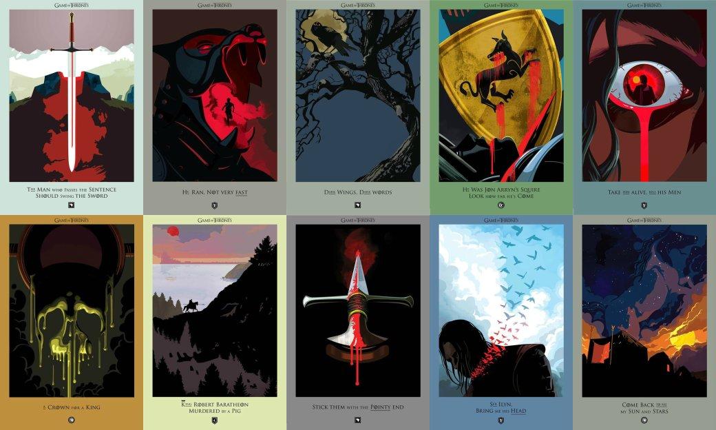 Лучший арт по «Игре Престолов» | Канобу - Изображение 7434