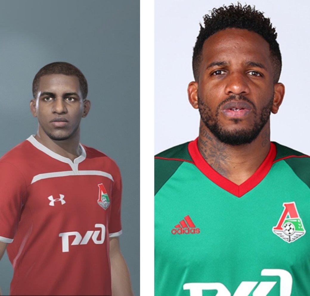 Лучшие игроки в PES 2019: сравнение реальных и виртуальных футболистов | Канобу - Изображение 17