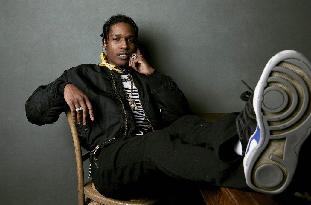 Обзор альбома A$AP Rocky— TESTING   Канобу