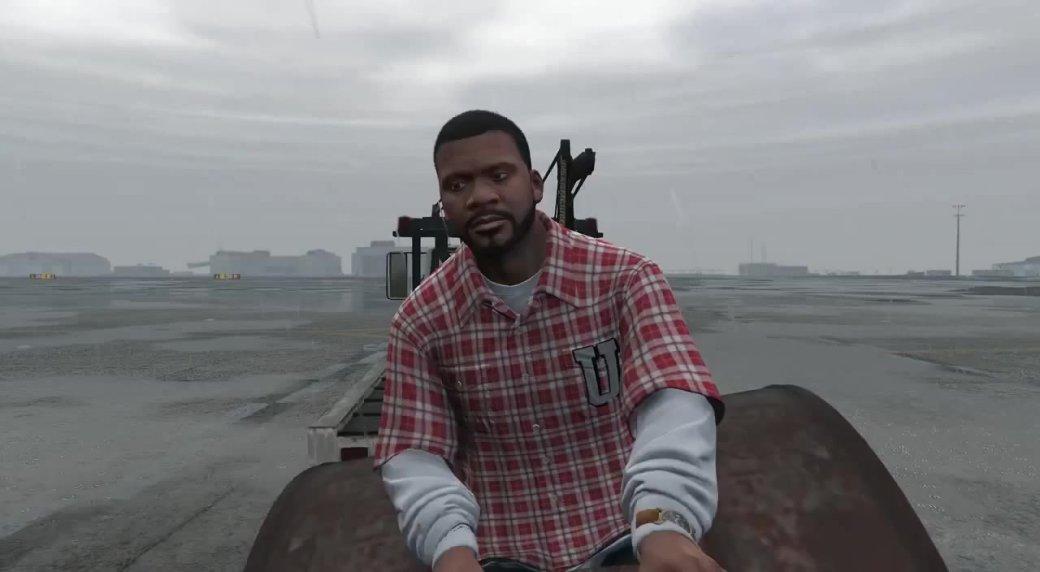 Гифка дня: когда проблемы реальной жизни неисчезают даже вGrand Theft Auto5 | Канобу - Изображение 1313