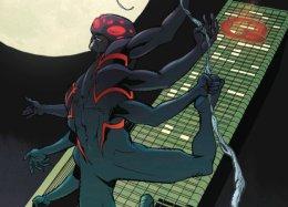 Какбы выглядел Норман Озборн, еслибы онстал Человеком-пауком?