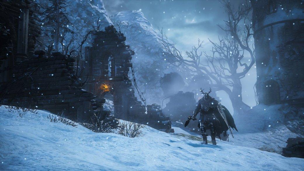 20 изумительных скриншотов Darks Souls 3: Ashes of Ariandel | Канобу - Изображение 10328