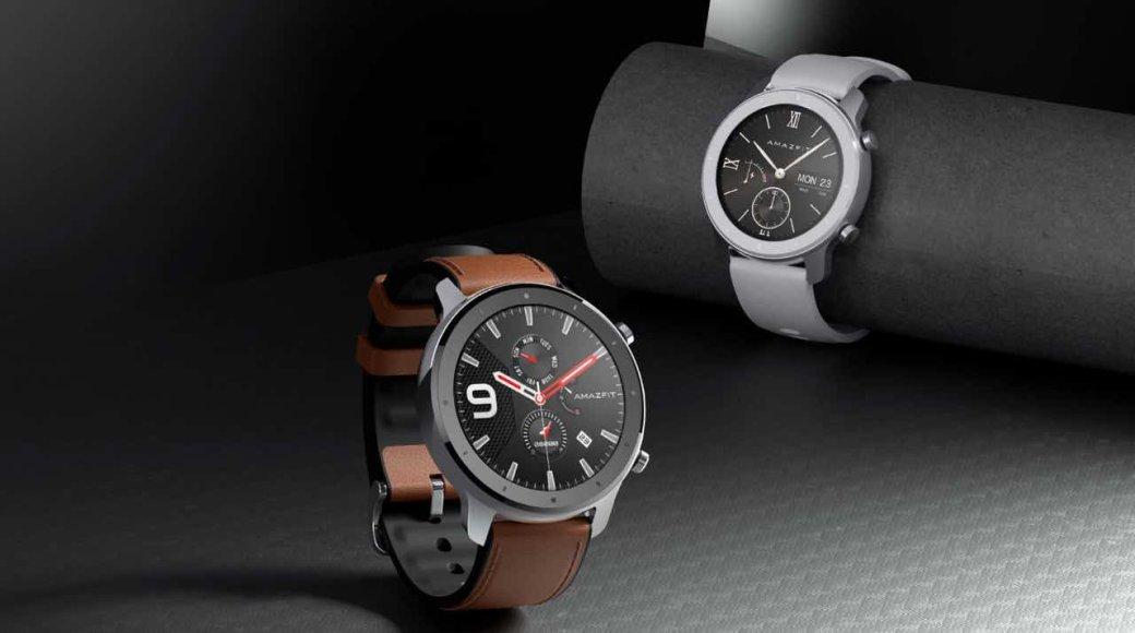 Представлены Huami Amazfit GTR: новые бюджетные смарт-часы отпроизводителя фитнес-трекеров Xiaomi | Канобу - Изображение 566