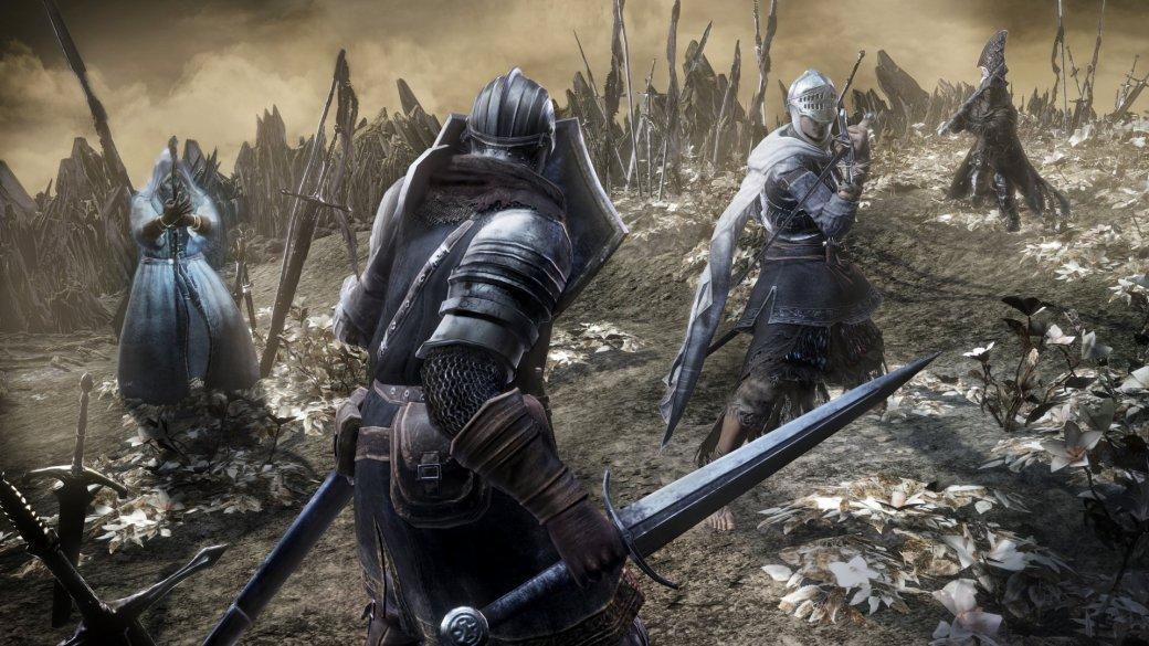 Рецензия на Dark Souls 3: Ashes of Ariandel   Канобу - Изображение 7