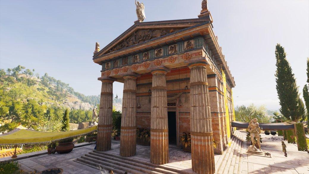 Мнение. Почему все, кто называет Assassin's Creed: Odyssey ролевой игрой, ошибаются | Канобу - Изображение 3