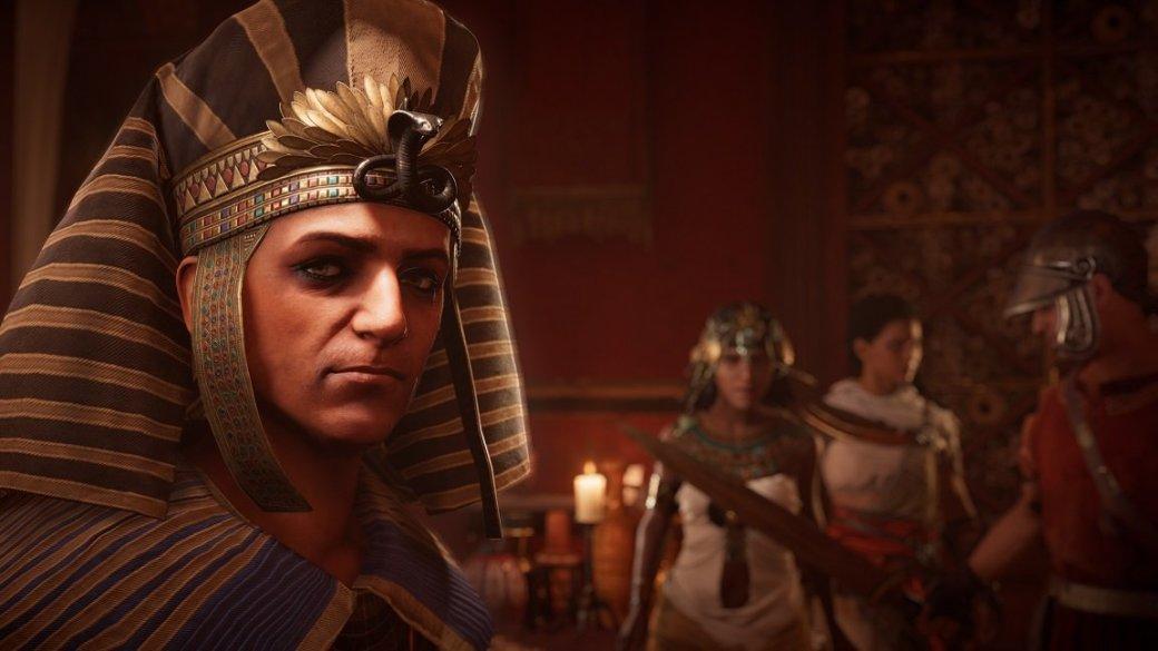 Контекст: Древний Египет в Assassin's Creed: Origins. - Изображение 4
