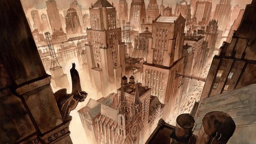ИзТемного рыцаря вМрачного Прекрасного принца: необычный взгляд наконфликт Бэтмена иДжокера. - Изображение 1