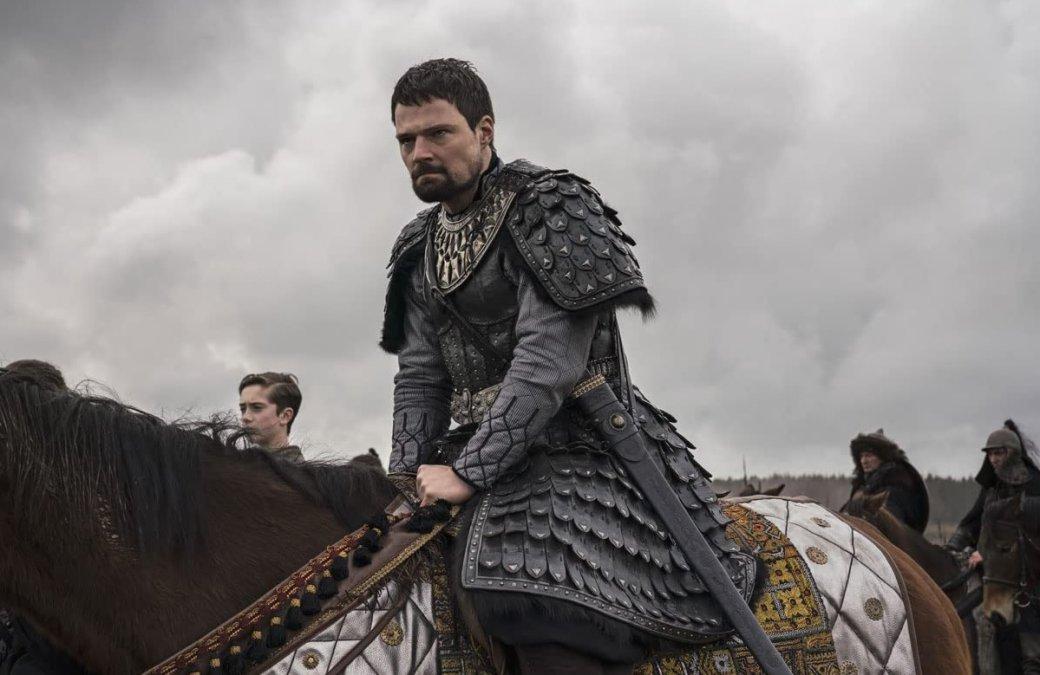 Рецензия на 2 половину 6 сезона сериала «Викинги»   Канобу