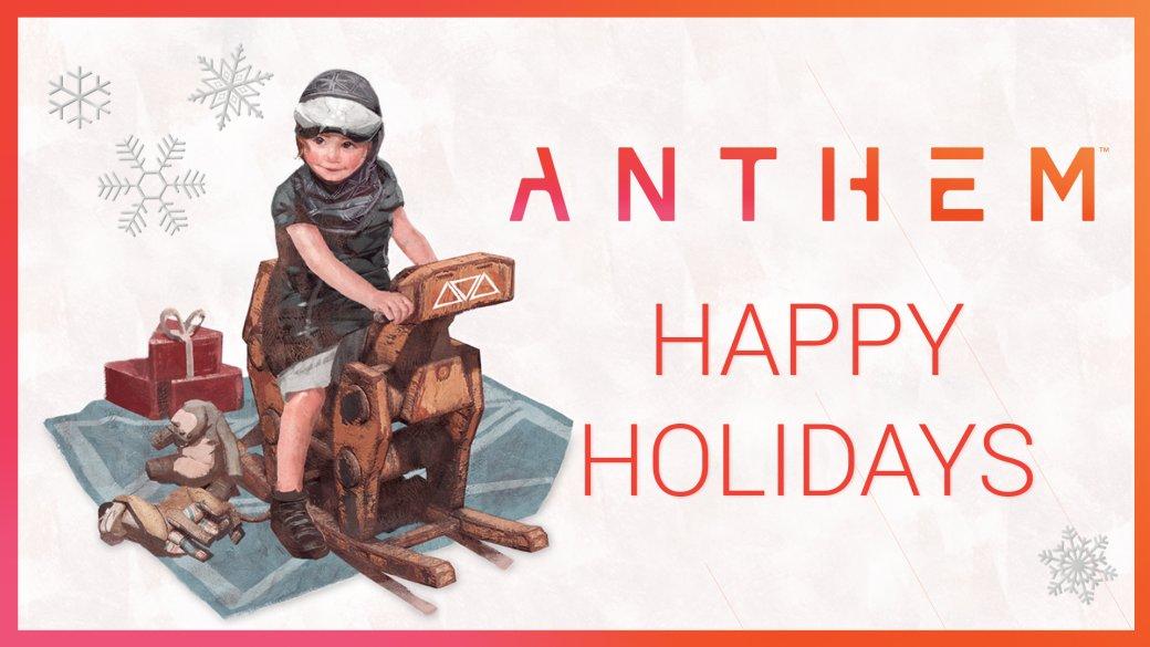 Разработчики поздравляют игроков с Рождеством. Подборка праздничных открыток   Канобу - Изображение 12494